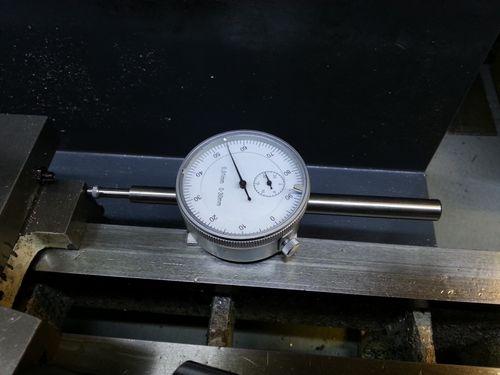 Dial Indicator Mounting In Collet : Cgtk dial gauge mount