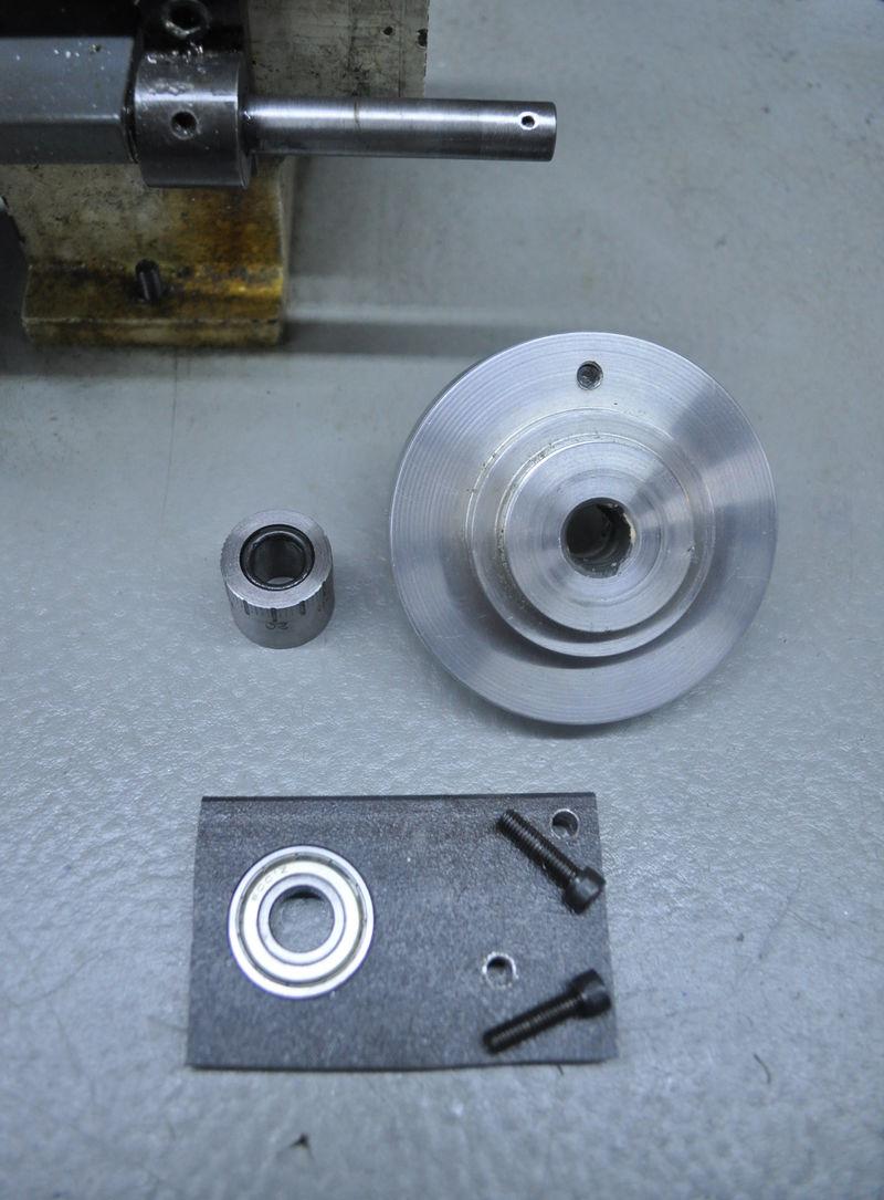 How Much Is A Wheel Alignment >> CGTK - Leadscrew Handwheel