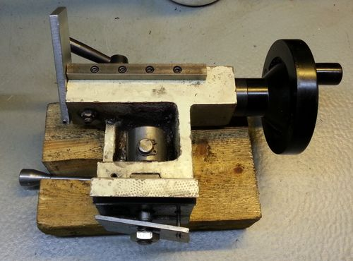 Cgtk Tailstock Modifications