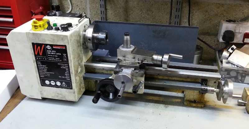 CGTK - Mini-Lathe Modifications and Tooling